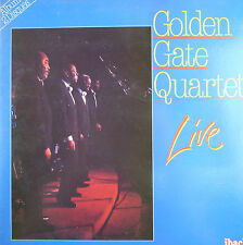 "LP 12"" 30cms: Golden Gate Quartet: live, ibach B0"