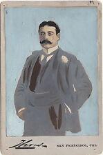 WILTON LACKAYE ~ AMERICAN STAGE & FILM ACTOR ~ 1900