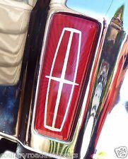 New 1998-1999-2000-2001-2002 Lincoln Town Car Hood Molding Emblem