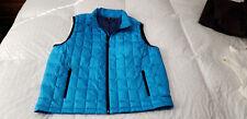 Tommy Hilfiger Men's Down Vest Sz. Xxl Blue