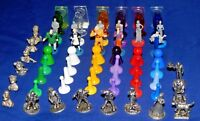 CLUEDO GAME TOKENS PIECES MOVERS SPARES inc SUPER SLEUTH & SIMPSONS