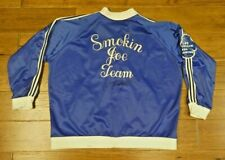 Smoking Joe Frazier Signed Boxing Jacket Possibly Worn By Joe Frazier??