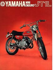 1971 Yamaha  Mini Enduro JT1L  factory original sales brochure(Reprint) $9.00