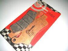 PASTILLAS DE FRENO DELANTERO BREMBO SINTERIZADO 07045XS KYMCO PEOPLE GTI 125 11