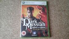 DARK MESSIAH OF MIGHT AND MAGIC ELEMENTS (XBOX 360) USED