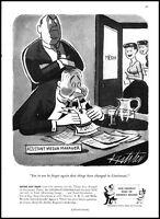 1955 Cincinnati Enquirer newspaper promotional comic vintage art print Ad ads11