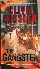 New The Gangster by Clive Cussler - Paperback Good Isaac Bell Adventure 2016
