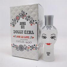 DOLLY GIRL OHH LA LOVE by Anna Sui 4 ml/0.14 oz Eau de Toilette Splash Mini NIB