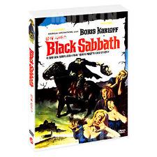 BLACK SABBATH, I Tre Volti Della Paura (1963) DVD - Boris Karloff (New, All)