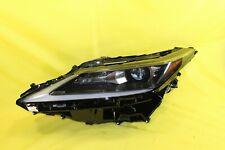 🗺️  2020 20 Lexus RX350 RX450h Left LH Driver (Single Beam) Headlight OEM *NICE