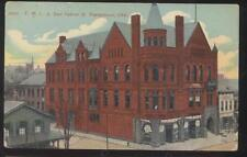 POSTCARD YOUNGSTOWN OHIO OH Y.M.C.A.& FURNITURE CO 2 VIEWS 1907