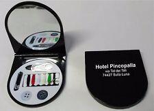 100 Set kit cucito con specchio personalizzati stampati