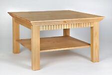 Couchtisch Gelaugt Geölt 76x76 Cm Tisch Landhausstil