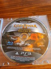 God of War Collection Volume II (PlayStation 3) DISC ONLY, TESTED