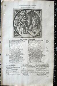 10 humorous&moralistic Engravings on 5 leaves,Jacob Cats,Alle de Werken,1658#3