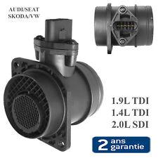 Debitmetre d'air pour Skoda Fabia Octavia Roomster Polo 1,4 1,9 TDI 038906461BX