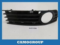 Grill Right Front Bumper Grill For AUDI A4 2000 2004