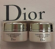 Dior Capture Dior CAPTURE TOTALE Multi Perfection Creme Univeral 15ml x 2 = 30ml