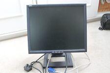 """Dell E171FP 17"""" LCD Computer Monitor -"""