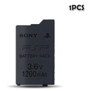 SONY 3,6 V 1200mAh Lithium-Batterie Pack für Sony PSP 2000/3000 PSP-S110 Konsole