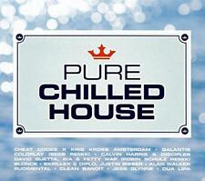 Pure Chilled House - Various (NEW 3CD)