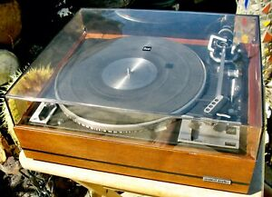 Dual 1249 Turntable With Shure V15 Type IV Cartridge