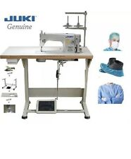 Juki Ddl 8700 Industrial Sewing Machine Lockstitch Servo Motor Stand Led Lamp
