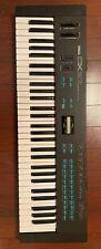 Vintage Yamaha DX27 Digital FM Synthesizer Keyboard