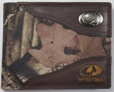 ZEP PRO Cotton Logo MOSSY OAK Camo Bifold Wallet Tin GIFT Box