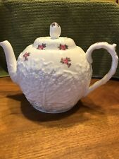 Spode Bridal Rose Teapot