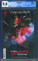 Dceased 2 (DC) CGC 9.8 White Pages Nightmare on Elm St Variant Putri