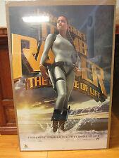 Lara Croft Tomb Raider Angelina Jolie movie poster Original 2003 204
