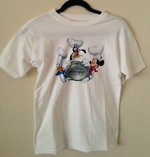 disney 2013 epcot wine & dine festival mickey & friends tee shirt size s nwt