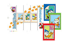 Postbox nr 2; Donald Duck PF