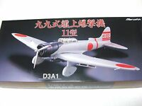 Marushin 1/48 Aichi D3A Type 99 Carrier Bomber 11 Model Diecast Airplane F/S