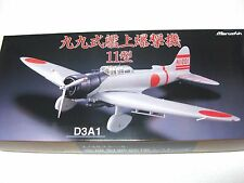 Marushin 1/48 Type 99 Aboard Bomber Type 11 Diecast Model D3A1 F/S Japan New