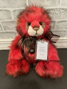 Charlie Bear Cherry Pie Limited Edition 2500 No. 688