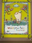 Marq Spusta Widespread Panic - Tunes For Tots Poster Absinthe Artist Edition 90