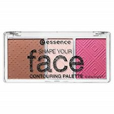 Essence Shape Your Face Contouring Palette - Ready, Set, Pink! #20 New