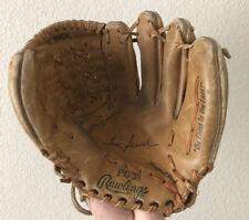 "Rawlings Tom Seaver Baseball Glove /Mitt PG38 RHT 10"""