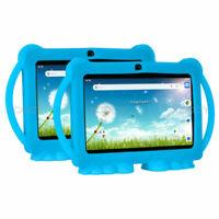 Kids 7'' Tablet PC Android 8.1 Quad-Core 16GB ROM HD Dual Cámara WiFi 1024*600