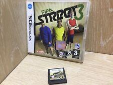Fifa Street 3 Nintendo DS Game Boxed No Manual Football Sim
