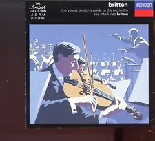 Britten / The Young Person's Guide To The Orchestra - MINT