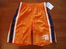 Boys Orange Basketball Style Shorts by Oshkosh  Size 5   NWT!