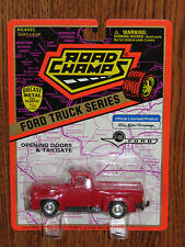 Road Champs 1/43 1956 Ford F-100 Pickup NOC