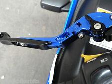 Suzuki GSXR750 2011 2017 Freno De Embrague Plegable extender Palancas carrera de carretera R14E1