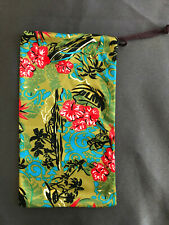 New Maui Jim Sunglasses Large Cleaning Cloth Pouch