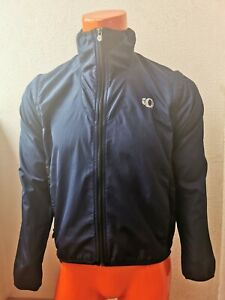 Pearl Izumi Cycling Convertible Vest - Jacket Lightweight Size S