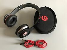 Genuine Beats by Dr. Dre Solo HD Wired On-Ear Headphones - Black