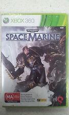 Warhammer 40000 Space Marine Xbox 360 (NEW)